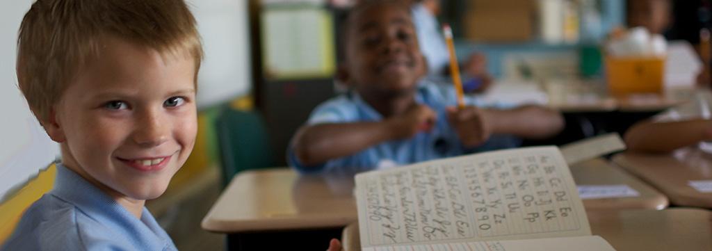 GNOCCS children smiling