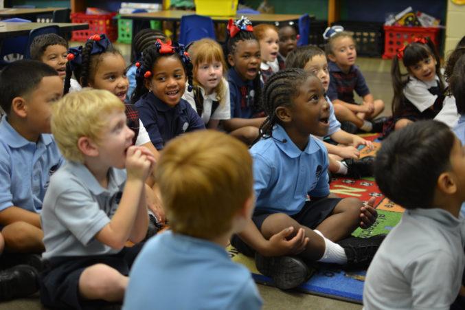children in school - GNO Collaborative