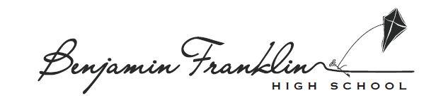 Benjamin Franklin Kite logo